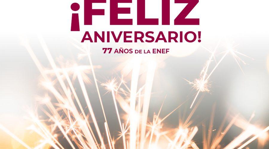 Aniversario_77_ENEF
