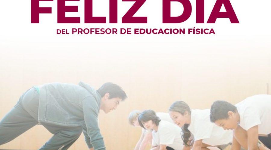 Día del Profesor de Educación Física